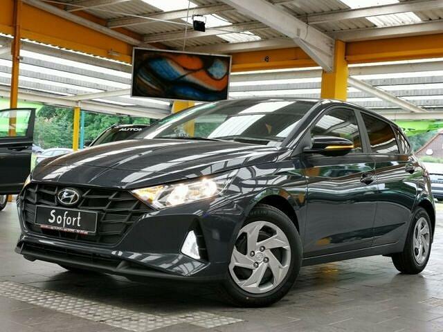 Hyundai i20 - 1,25 Apple CP Rück.-K. viel Sicherheit ....
