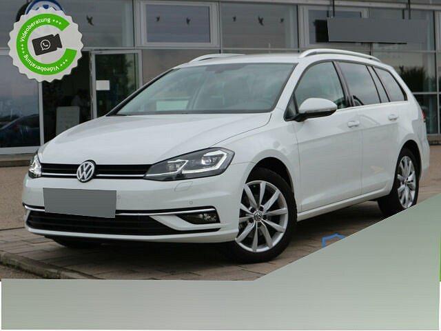 Volkswagen Golf Variant - VII 1.5 TSI DSG HIGHLINE NAVI+GARAN