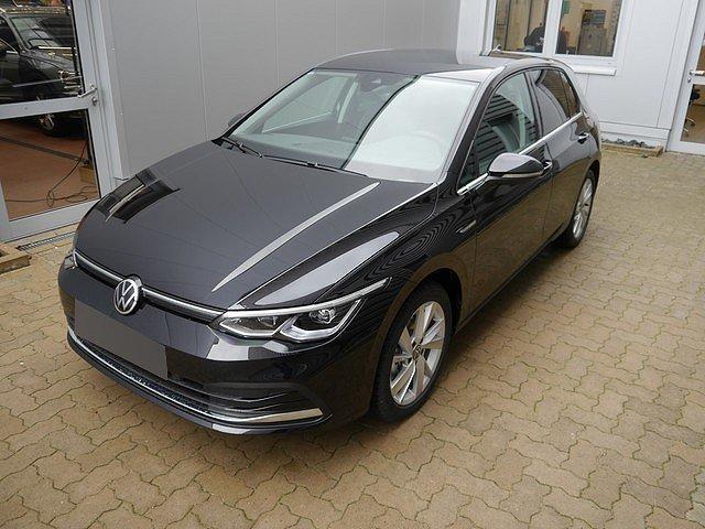Volkswagen Golf - VIII 1.5 TSI Style Navi,AHK,LED
