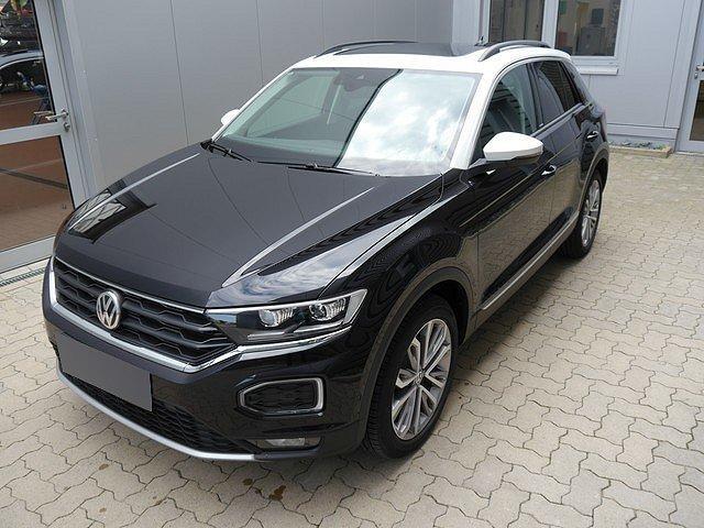 Volkswagen T-Roc - 2.0 TDI DSG 4 M IQ.Drive Navi,AHK,Pano,Activ