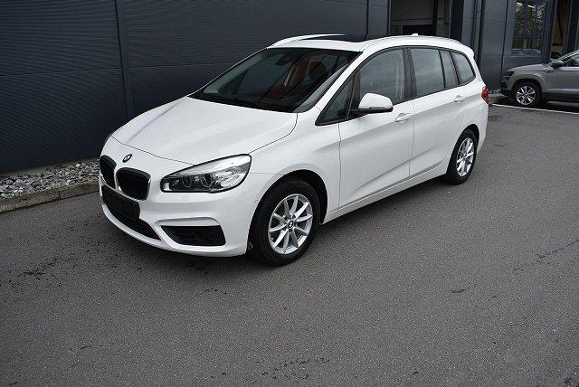 BMW 2er - 218 d Grand Tourer Automatik xDrive LED*NAVI*AHK