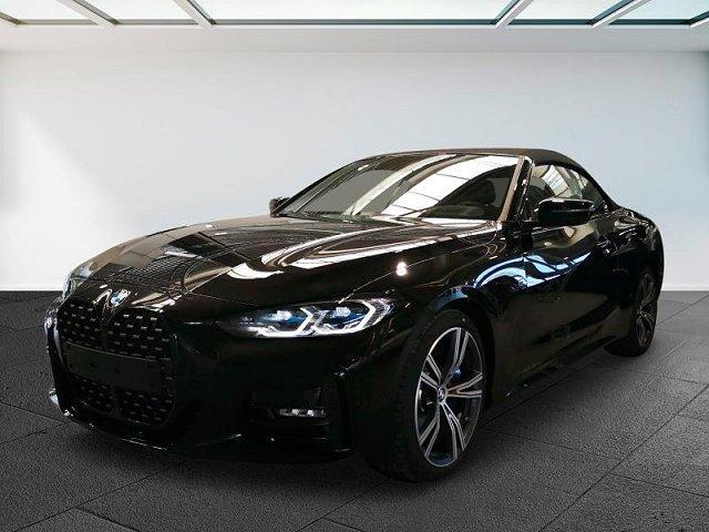 BMW 4er - 430i Cabrio M-Sport Innovation BusinessProf WLAN