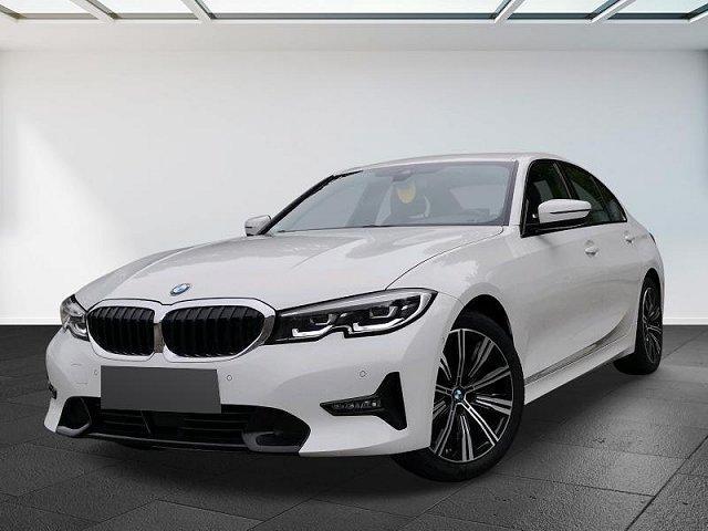 BMW 3er - 318d Sport Line Aut. Live Cockpit Plus AHK Komfortzugang LED