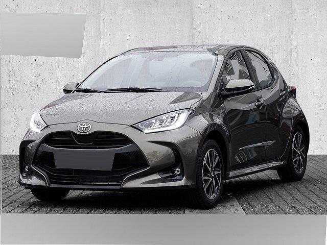 Toyota Yaris - Team D 1.5 Dual-VVT-iE EU6d LED ACC Rückfahrkam. Fernlichtass. LED-hinten LED-Tagfahrlicht