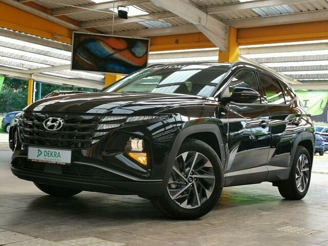 Hyundai Tucson - 1,6 TGDI 48V MHybrid Navi viel Sicherheit
