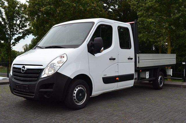 Opel Movano - 96 F 3500 Pick-up 7 personen