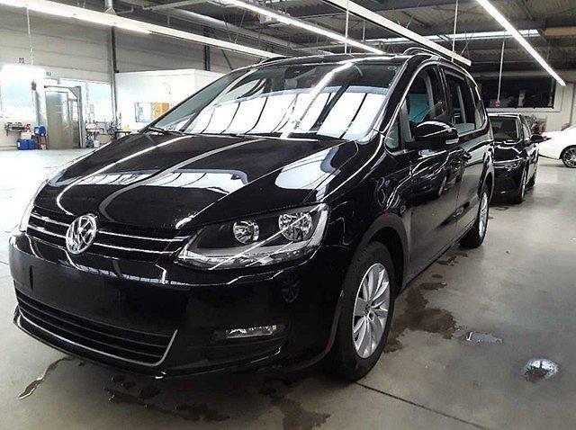 Volkswagen Sharan - 2.0 TDI DSG Comfortline Navi 7-Sitze