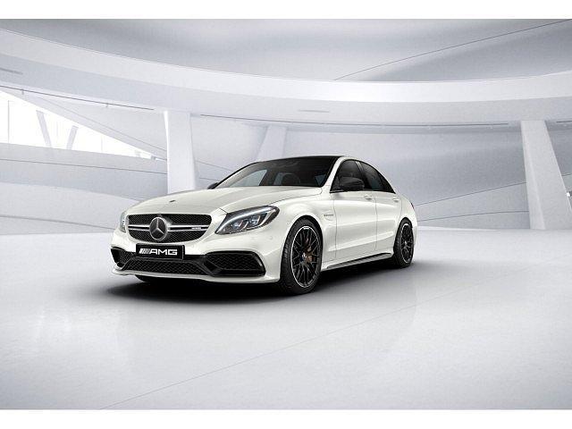 Mercedes-Benz C-Klasse AMG - C 63 S Night Vmax Performance Burm Pano 360