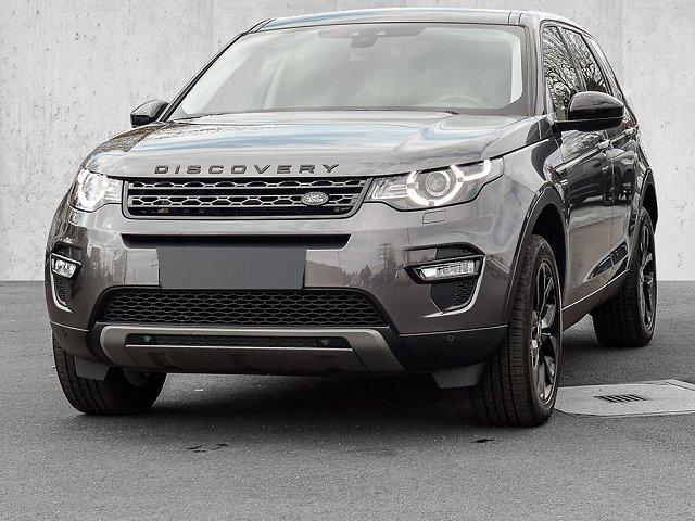 Land Rover Discovery Sport - HSE 2.0 TD4 PANO BLACK PACK