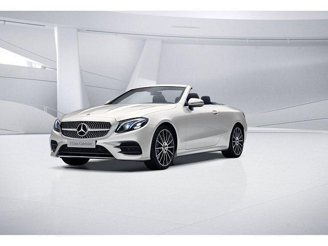Mercedes-Benz E-Klasse - E 200 Cabrio AMG Line Widescr. Navi MultibLED To