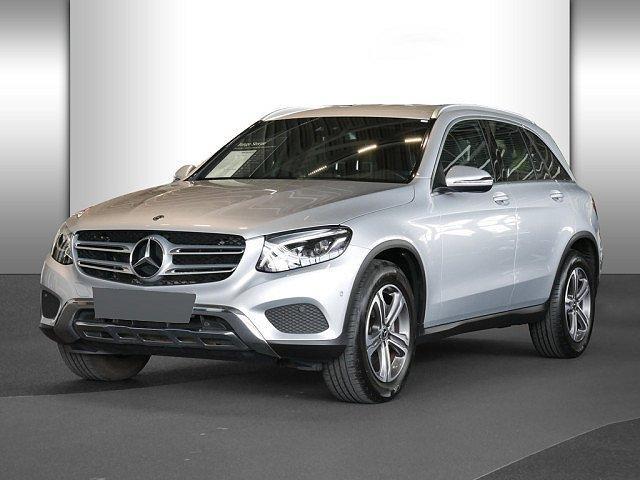 Mercedes-Benz GLC - 250 d 4M Off-Road ext. AHK Navi LED Kamera S