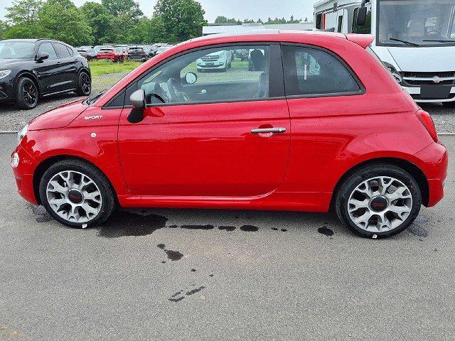 Fiat 500 - MY21 1.0 GSE Hybrid SPORT 51kW #LR DAB+ LM