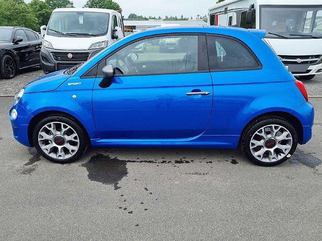Fiat 500 - MY21 1.0 GSE Hybrid SPORT 51kW LR KLIMAAUTO