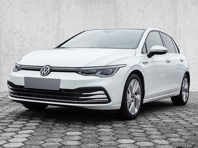 Volkswagen Golf - VIII 1.5 TSI DSG Style AHK NAVI PANORAMA LE