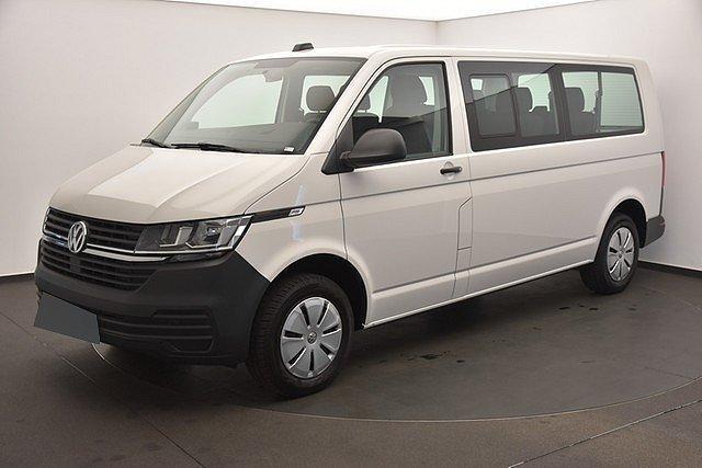 Volkswagen Transporter 6.1 Kombi - T6.1 LR 2.0 TDI DSG lang/9.Sitze/AHK/Navi