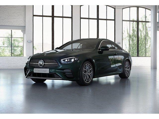 Mercedes-Benz E-Klasse - E 450 4M Coupé AMG Sport 360 Memo LED Pano Navi