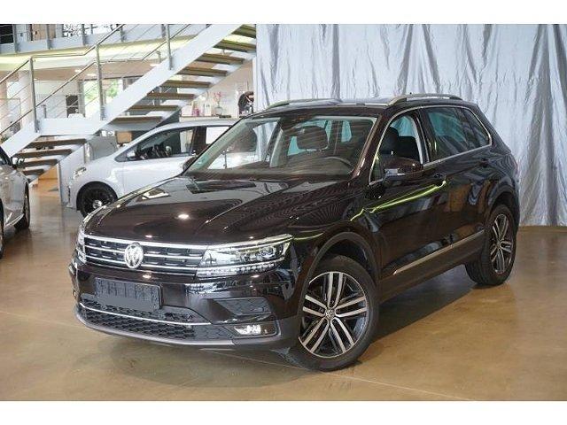 Volkswagen Tiguan - Highline 4Mot 2.0TDI DSG LED Navi AHK ACC