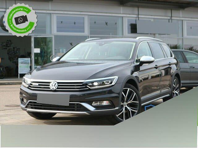 Volkswagen Passat Alltrack - 2.0 TDI DSG-MOTION NAVI+LED+AHK+
