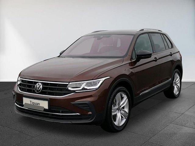Volkswagen Tiguan - UNITED 2,0 l TDI DSG Area View, IQ.Light