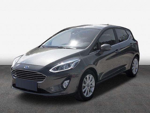 Ford Fiesta - 1.0 EcoBoost SS TITANIUM Navi RFC TW ACC