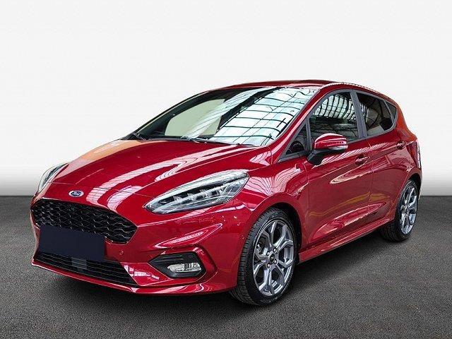 Ford Fiesta - 1.0 EcoBoost Hybrid SS ST-LINE Navi LED