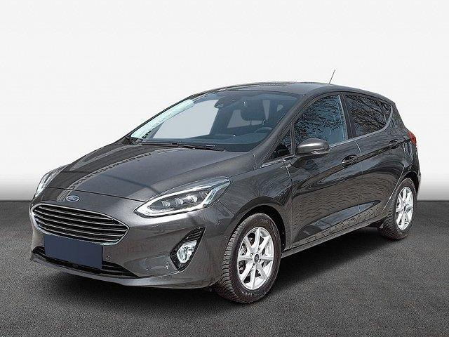 Ford Fiesta - 1.0 EcoBoost Hybrid SS TITANIUM Navi LED