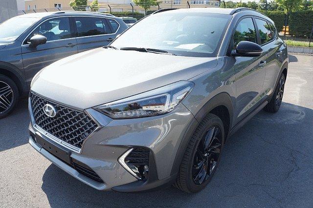 Hyundai Tucson - 1.6 CRDI DCT N Line*Navi*voll LED*Kamera*