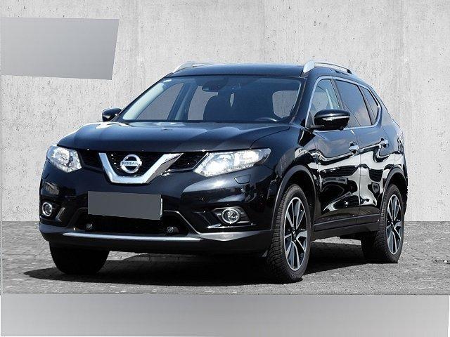 Nissan X-Trail - Acenta 1.6 dCi Navi Keyless Rückfahrkam. Panorama Fernlichtass. LED-Tagfahrlicht