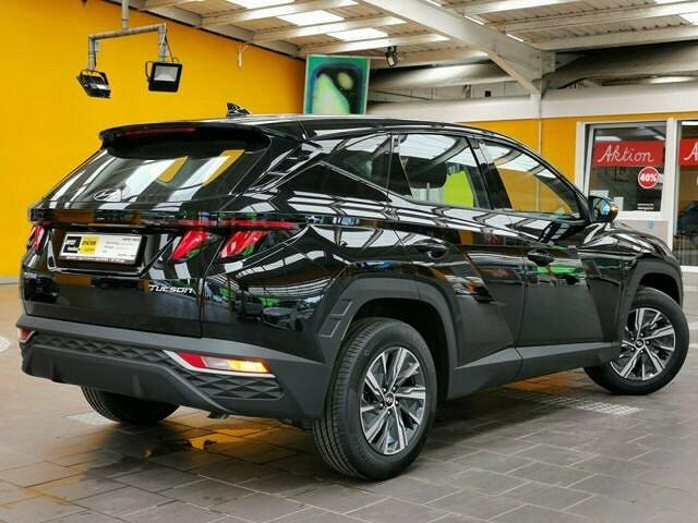 Hyundai Tucson - 1,6 T-GDI Rückfahrk. viel Sicherheit ...