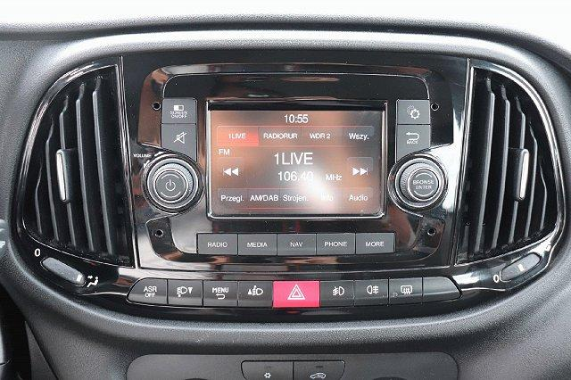 Fiat Doblò - Doblo L2H1 SX Paket 120 Klima,Navi,RF Kam,D-Sitz