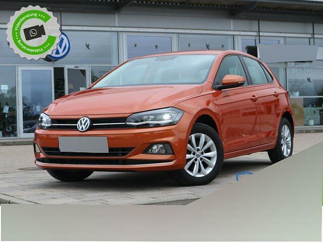 Volkswagen Polo - 1.6 TDI DSG HIGHLINE NAVI+LED+BLUETOOTH+ACC