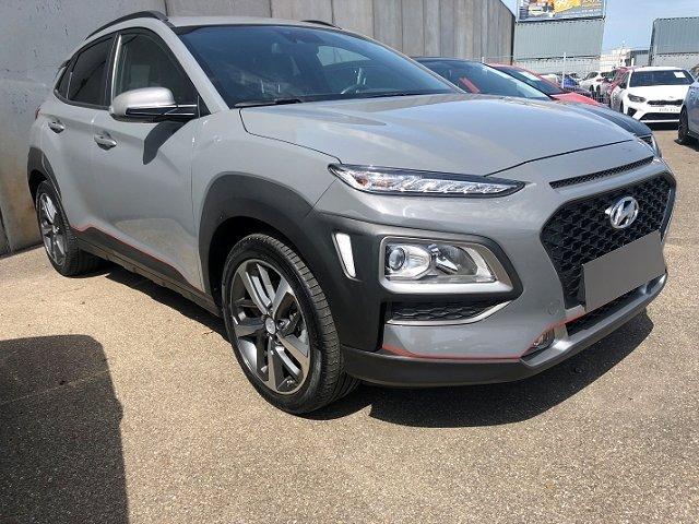 Hyundai Kona - ALLRAD+KLIMAAUTO+NAVI+ANHÄNGERKUPPLUNG