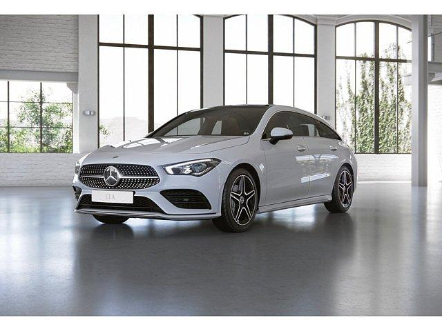 Mercedes-Benz CLA Shooting Brake - 200 SB d AMG Sport HUD Keyl Pano Distr LED N