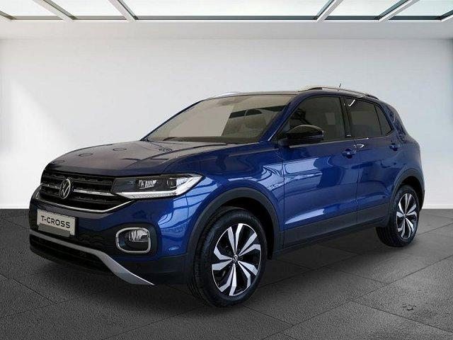 Volkswagen T-Cross - Rear View Lane Assist