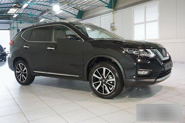 Nissan X-Trail - 1,3 DIG-T DCT AUTO. TEKNA PANORAMA LM19