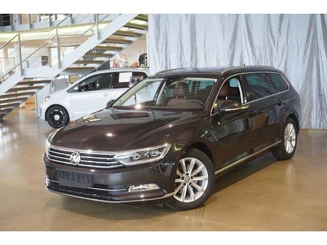Volkswagen Passat Variant - HIGHLINE R-Line 2.0TDI*LED Leder