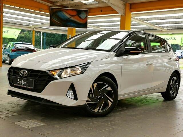 Hyundai i20 - 1,2i Tempolimitwarnung ... Sicherheit .. Alu