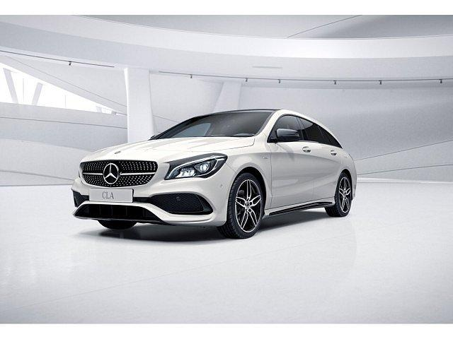 Mercedes-Benz CLA Shooting Brake - 220 SB d 4M AMG Sport Night AHK LED Pano Nav