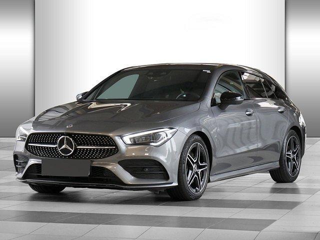 Mercedes-Benz CLA Shooting Brake - 220 SB d AMG Sport Night ILS Keyl 360 Totw N