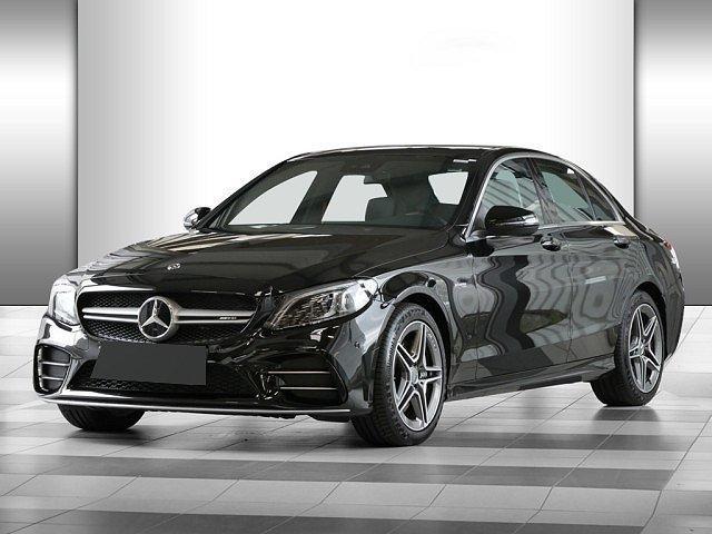 Mercedes-Benz C-Klasse AMG - C 43 4M Performance Pano Multibeam Nav Distr