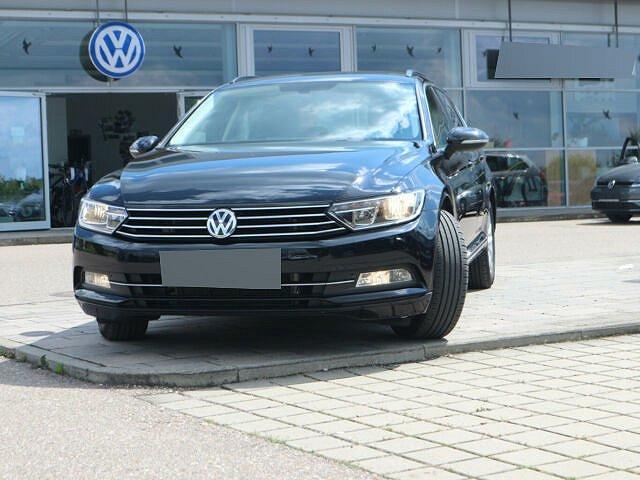 Volkswagen Passat Variant - 2.0 TDI COMFORTLINE NAVI+AHK+BLUE