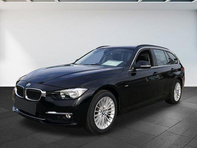 BMW 3er Touring - 320d Luxury Line Aut. Navi Panorama PDC
