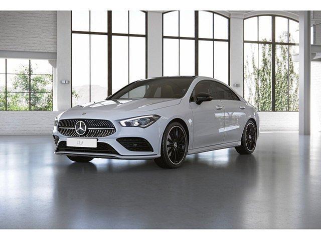 Mercedes-Benz CLA-Klasse - CLA 200 AMG Sport Night 19