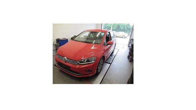 Volkswagen Golf Sportsvan - 1.4 TSI DSG Sound Navi,AHK,GRA