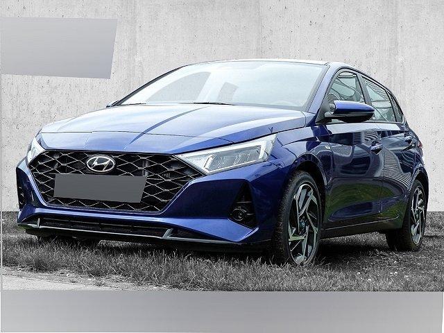 Hyundai i20 - 1.0 T-GDI 48V-Hybrid Intro Navi-Paket Plus-P