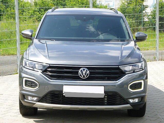 Volkswagen T-Roc - Sport TDI DSG +17 ZOLL+FAHRERASSISTENZPAKE