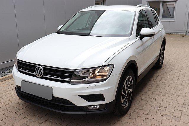 Volkswagen Tiguan - 1.4 TSI DSG Sound Navi,AHK,ACC,LM17