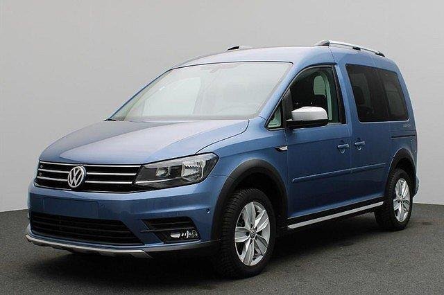 Volkswagen Caddy - Kombi 2.0 TDI Beach Alltrack-Paket/Navi/AHK