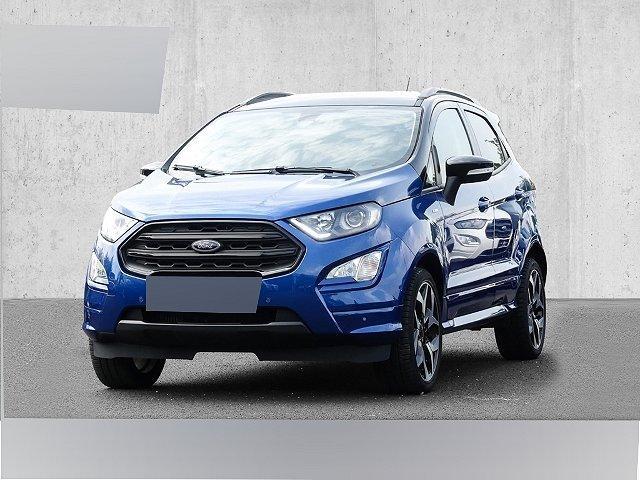 Ford EcoSport - ST-Line 1.0l 140PS Xenon Key Free Navi BO Rückfahrkam. PDCv+h LED-Tagfahrlicht