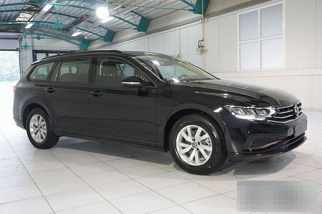 Volkswagen Passat Variant - 1,5 TSI OPF DSG MJ 2021 NAVI LED-SCHEINWERFER WINTER LM16